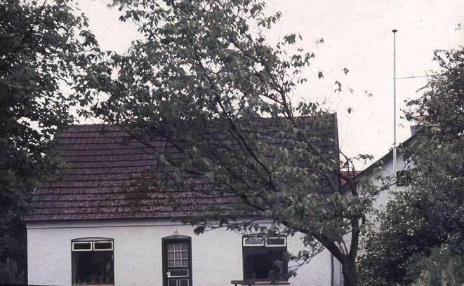 Stenager Holbækvej 221b, 1980erne. Foto Mogens Suhr Andersen.